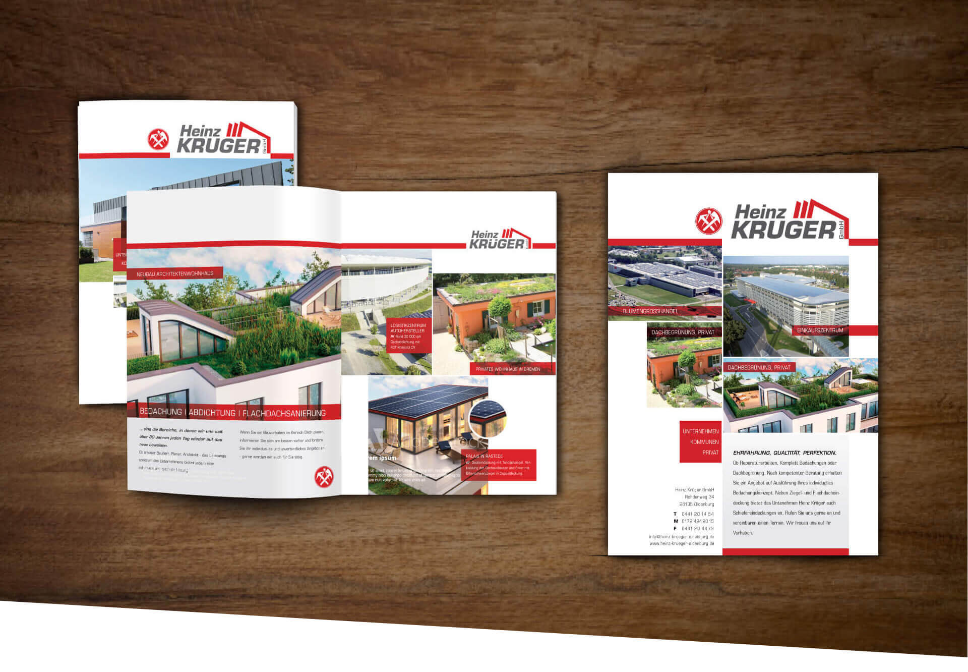 Heinz Krüger GmbH Katalog