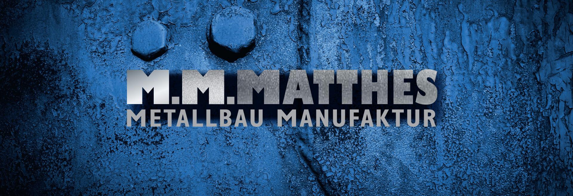 M.M.Matthes Logo